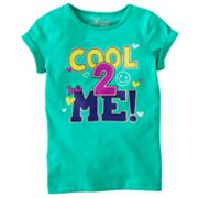 Jumping Beans Cool 2 Be Me Tee - Girls 4-7