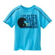 Jumping Beans Dads Team Tee - Toddler