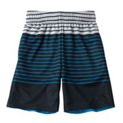 Tony Hawk Striped Mesh Shorts - Toddler