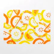 SONOMA life + style Citrus Indoor Outdoor Placemat