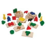 Guidecraft 3D Feel & Find Set
