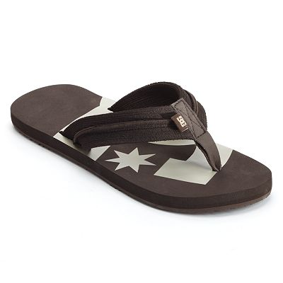 DC Shoe Co Central Thong Sandals - Men