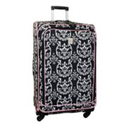 Jenni Chan Damask 28-in. Spinner Upright