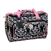 Jenni Chan Damask City Duffel