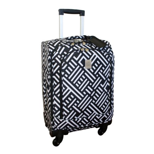 Jenni Chan Luggage, Signature 20-in. Spinner Carry-On