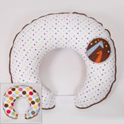 Bacati Baby and Me Reversible Hugster Nursing Pillow Cover
