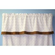 Bacati Baby and Me Window Valance