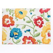 Food Network Fresh Bouquet Placemat
