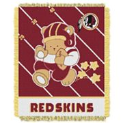 Washington Redskins Baby Jacquard Throw
