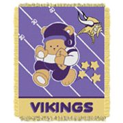 Minnesota Vikings Baby Jacquard Throw
