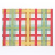 Food Network Farm Plaid Placemat