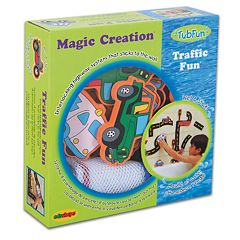 Edushape Magic Creation TubFun Traffic Fun
