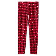 Jumping Beans Houndstooth Leggings - Girls 4-7
