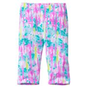 Jumping Beans Tie-Dye Pedal Pusher Leggings - Girls 4-7