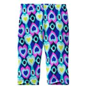 Jumping Beans Ikat Pedal Pusher Leggings - Girls 4-7