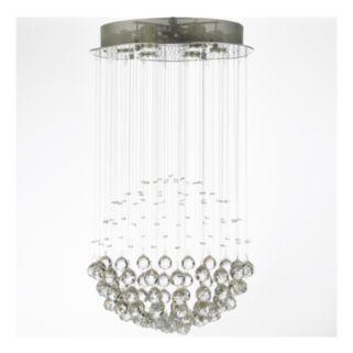 Gallery Empire 6-Light Crystal Chandelier
