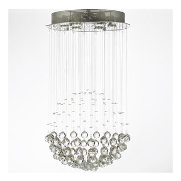 Gallery Empire 6-Light Crystal Chandelier
