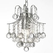 Gallery Crystal 3-Light Mini-Chandelier