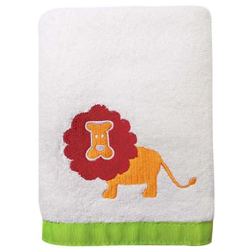 Allure Home Creations Lion Hand Towel