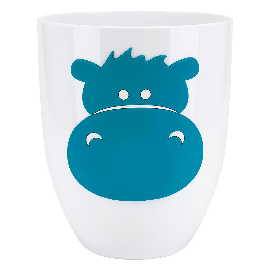 Allure Home Creations Hippo Wastebasket