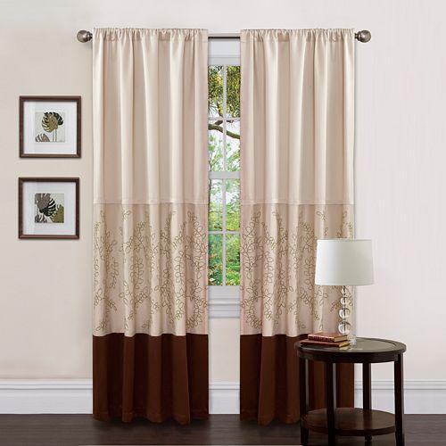 Lush Decor Hester Window Panel - 54