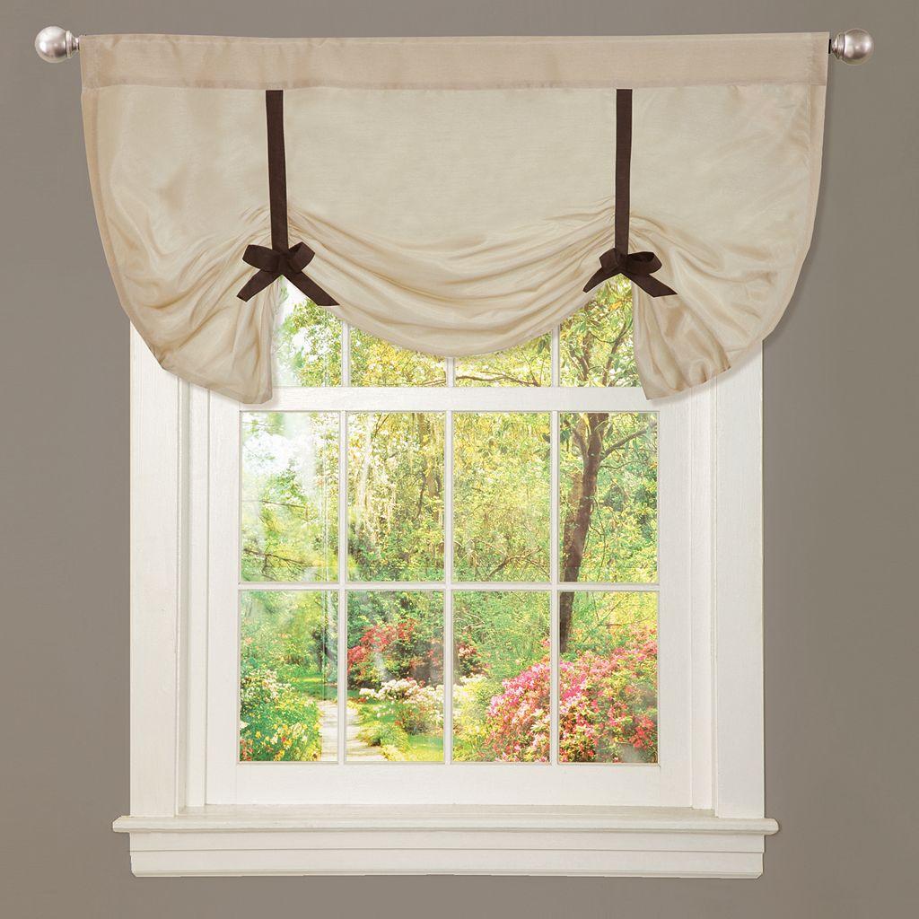 Lush Decor Lydia Window Valance - 28