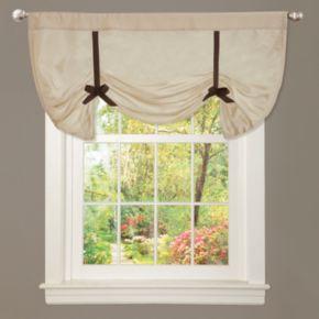 "Lush Decor Lydia Window Valance - 28"" x 42"""