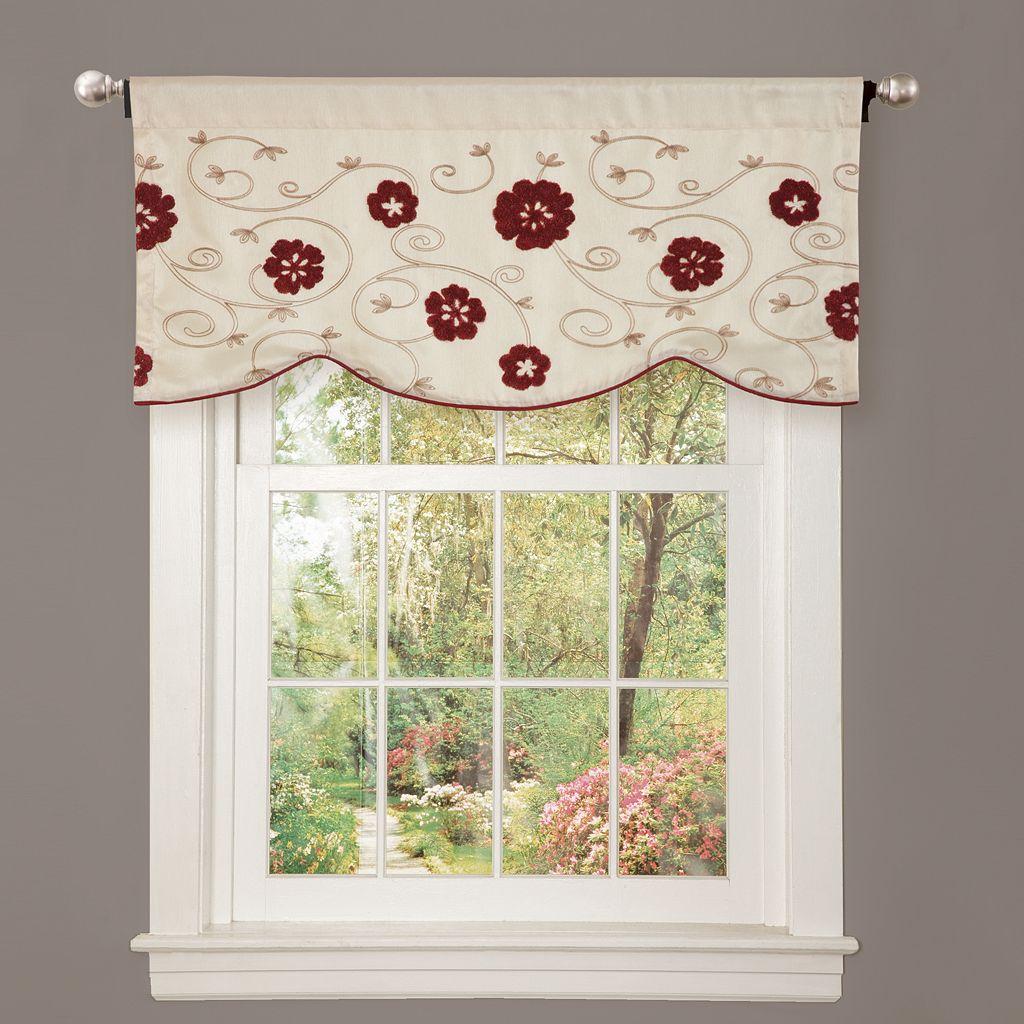 Lush Decor Royal Embrace Window Valance - 18