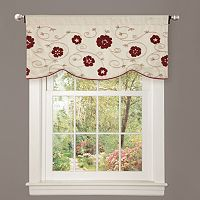 Lush Decor Royal Embrace Window Valance - 18