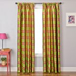 Elenor 1-pack Circle Window Curtain - 55'' x 84''