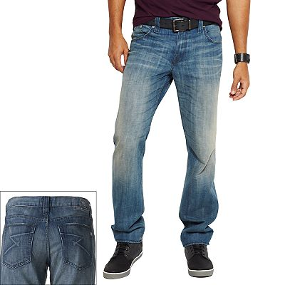 Rock and Republic Revive Slim-Straight Jeans