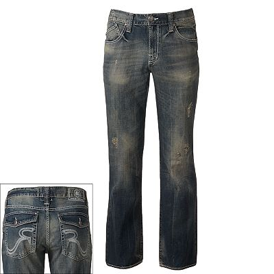 Rock and Republic Wreck Bootcut Jeans