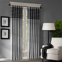 Madison Park Meyers Window Curtain Set - 42