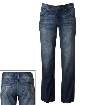 Rock and Republic Platinum Bootcut Jeans