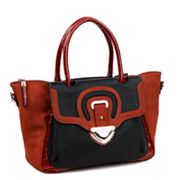 Nicole Lee Analise Colorblock Satchel