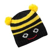 Pink Cookie Bee Critter Beanie - Kids