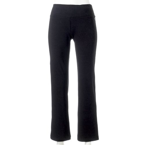Jockey Sport Slim Bootcut Pants