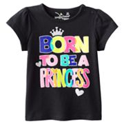 Jumping Beans Born to be a Princess Tee - Baby