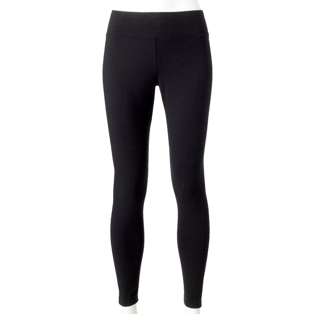 Jockey Sport Ankle Leggings