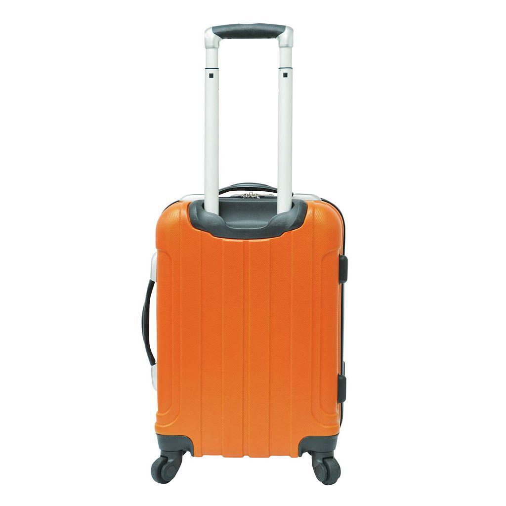 Traveler's Choice Cambridge 20-Inch Hardside Spinner Carry-On