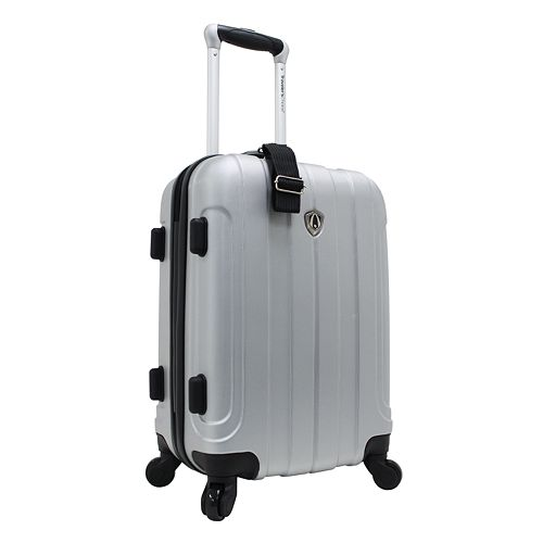 Traveler's Choice Cambridge 20-Inch Hardside Spinner Carry-On