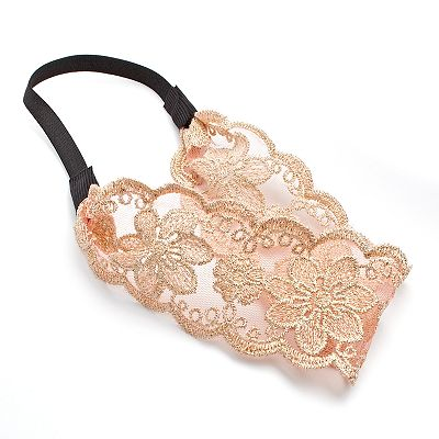 Apt. 9 Floral Crochet Lace Head Wrap