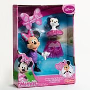 Disney Mickey Mouse and Friends Minnie and Figaro Bathtime by Fisher-Price