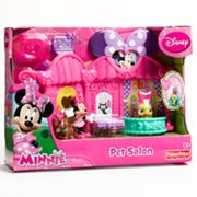 Disney Mickey Mouse and Friends Minnie Pet Salon by Fisher-Price