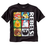 Angry Birds Star Wars Rebels Tee - Boys 4-7