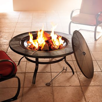 SONOMA Goods for Life Fire Pit Table