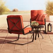 SONOMA outdoors 3-pc. Belle Harbor Chair and Table Set