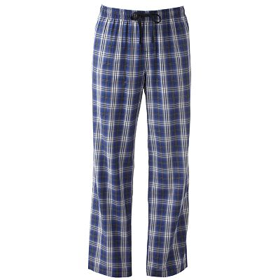 Apt. 9 Plaid Woven Lounge Pants