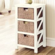 SONOMA Goods for Life? 3-Drawer Cameron Storage Tower