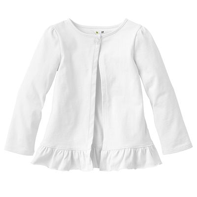 Jumping Beans Swing Cardigan - Toddler